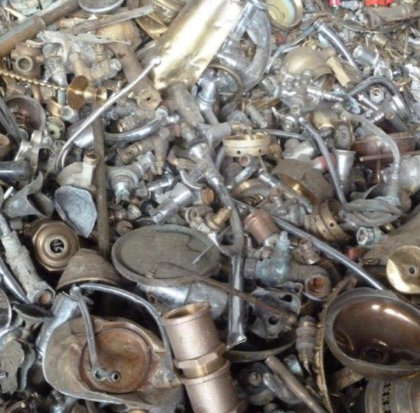 reciclare deseuri alama sau bronz