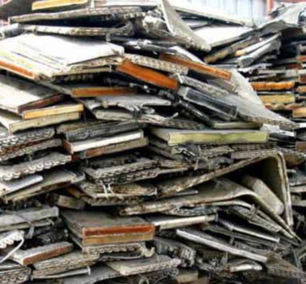 reciclare radiatoare din alama